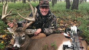 Hunter Nation Hunt Sweepstakes with Ted and Shemane Nugent hunting whitetail deer 0102-544